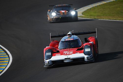 Le Mans test day: Glickenhaus tops test ahead of Toyota