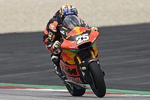 Hasil FP2 Moto2 Inggris: Fernandez Tercepat, Navarro Stabil