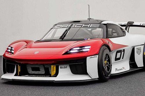 Ilyen lesz a motorsport jövője a Porsche szerint: Porsche Mission R
