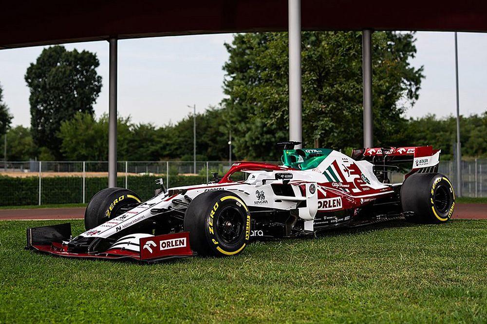 Az Alfa Romeo különleges festéssel vág neki az Olasz Nagydíjnak (galéria)