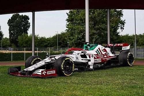 F1: Alfa Romeo terá pintura especial para o GP da Itália; veja fotos