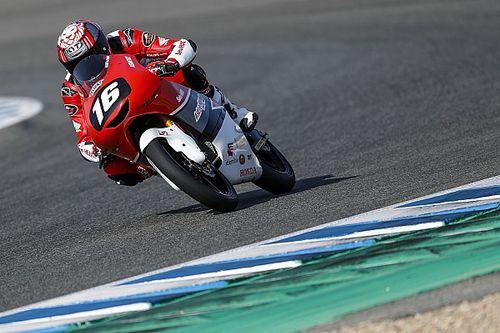 Kualifikasi CEV Moto3 Misano: Impresif di Q2, Mario Aji Start Grid Ke-12