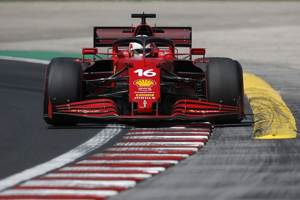 F1- Leclerc correrá em Spa com terceiro motor