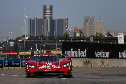 IMSA rejoins IndyCar for Detroit GP weekend
