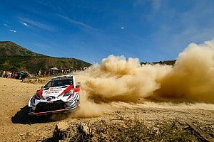 Portugal WRC: Tanak on verge of victory as Meeke spins