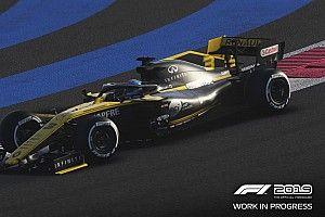 Vídeo: una vuelta a Paul Ricard con Ricciardo en el 'F1 2019'