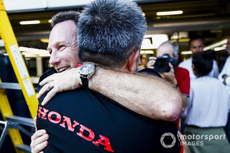 Победа Ферстаппена в Австрии стала очень важной для будущего Honda в Ф1. И вот почему
