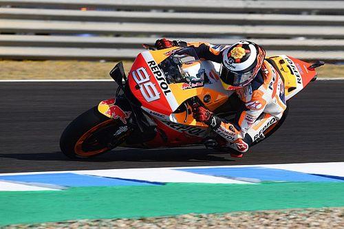 Lorenzo esperava ser mais competitivo em treinos de Jerez da MotoGP