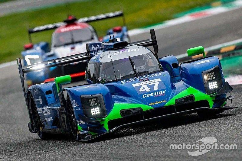 Cetilar Racing svela la livrea 2019 della sua Dallara 2019 nei test di Monza