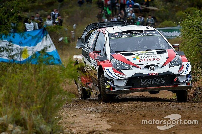 WRC: il Rally d'Argentina va verso il rinvio. Paura cancellazione
