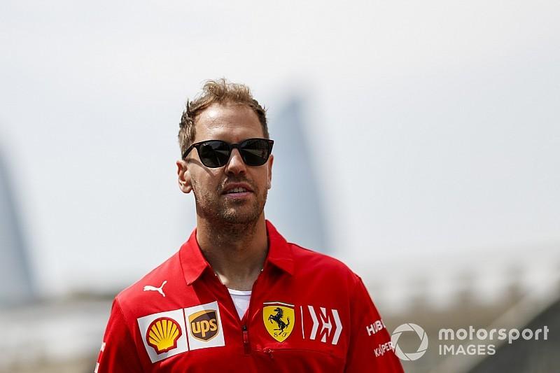 """Vettel nem lát semmi """"drámát"""" a Ferrari csapatutasításaiban"""