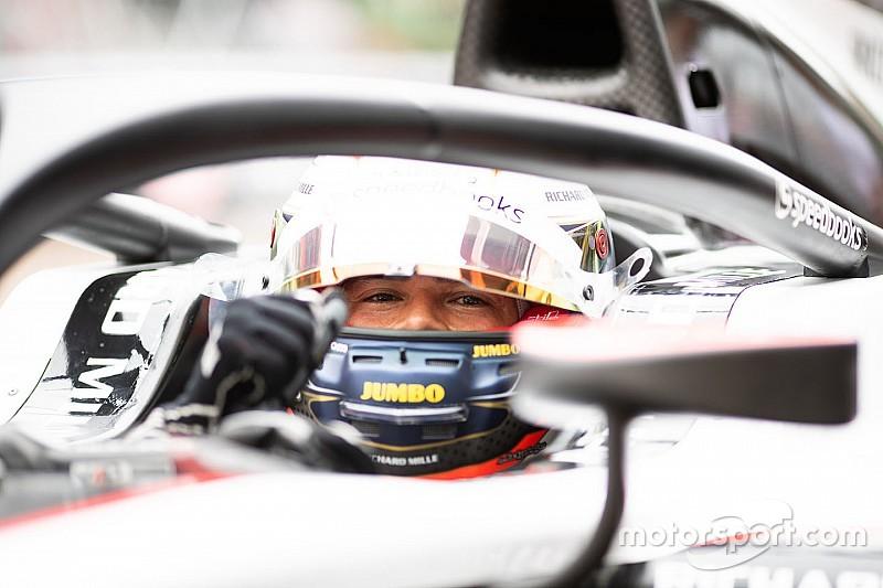 F2 Hungaroring: De Vries snelste in hectische vrije training