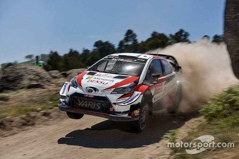 WRC, Rally Italia Sardegna, PS4: Suninen va in testacoda. Latvala nuovo leader!
