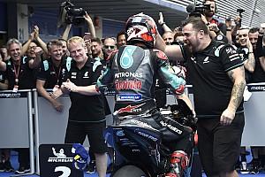 Quartararo a vu les regards sur lui changer à Jerez