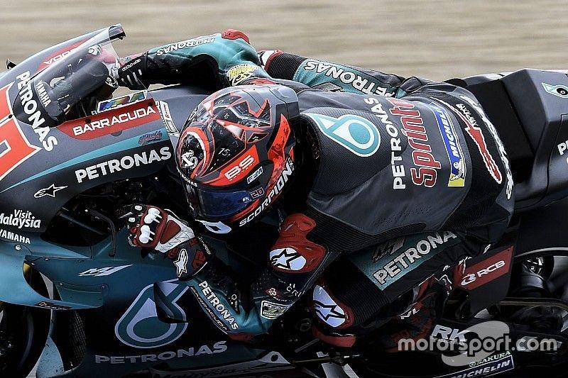 Quartararo smashes lap record in post-race Jerez test