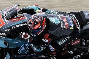 Quartararo smashes lap record in post-race Jerez test