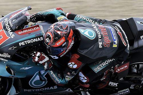 Tes MotoGP Jerez: Quartararo pecahkan rekor lap