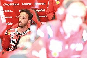 Dovizioso: Les progrès de Ducati peuvent ne pas suffire