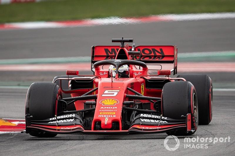 """Vettel assume l'évidence : """"Nous ne sommes pas assez rapides"""""""