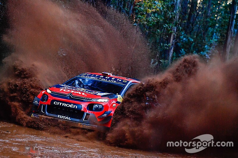 GALERÍA: las mejores imágenes del WRC en Chile