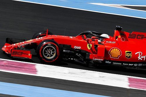 Vettel dice que las actualizaciones no fueron tan bien