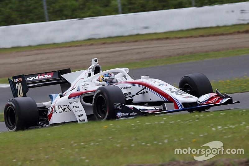 Хиракава выиграл гонку Суперформулы в Мотеги, Маркелов 12-й