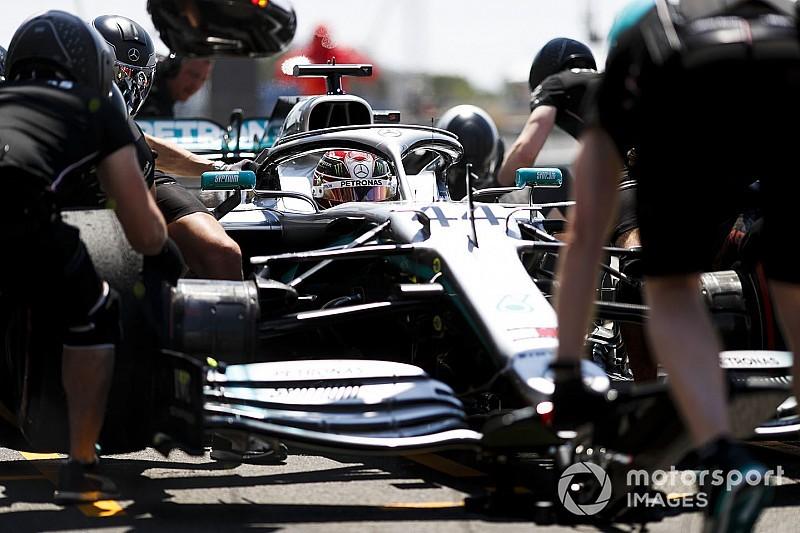 """Wolff: """"Mercedes moet scherper worden op betrouwhaarheid"""""""