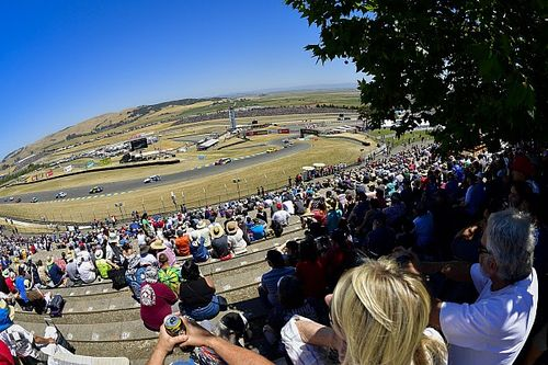 Sonoma Raceway opens campgrounds for wildfire evacuees