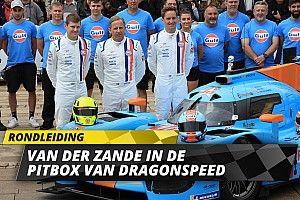 Achter de Le Mans-schermen met Renger van der Zande