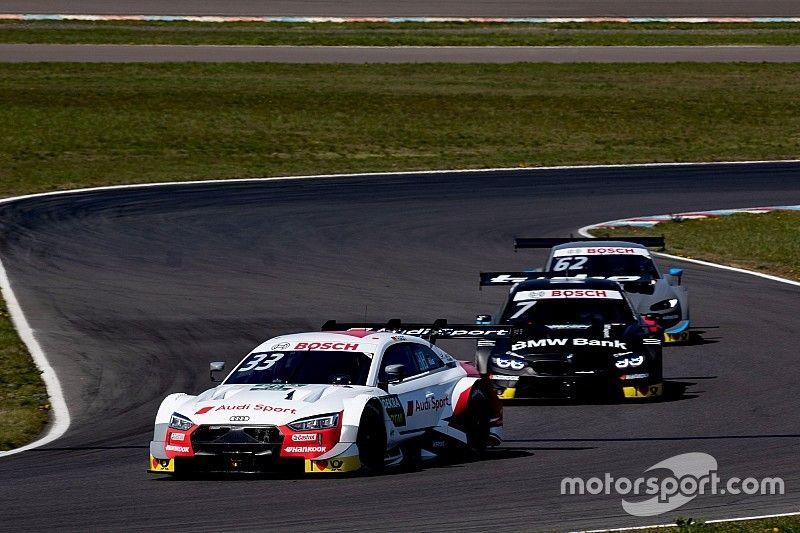 El DTM vuelve en 2019 a las distancias de carrera cerradas