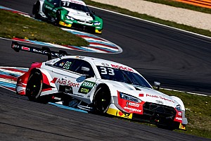 Audi did not kill the DTM, insists motorsport chief Gass