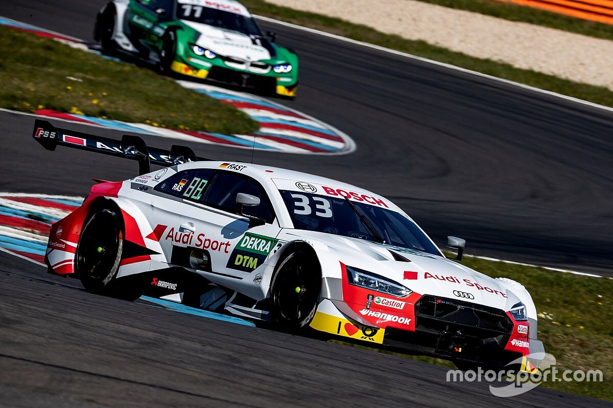 Audi se défend d'être le fossoyeur du DTM