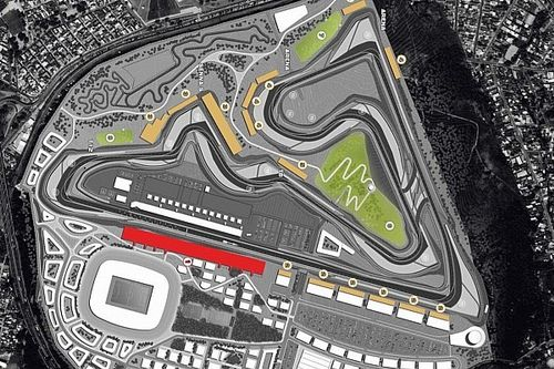 GP de F1 à Rio : le permis de construire retiré