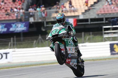 FP3 Moto2 Belanda: Gardner unggul hampir 0,6 detik
