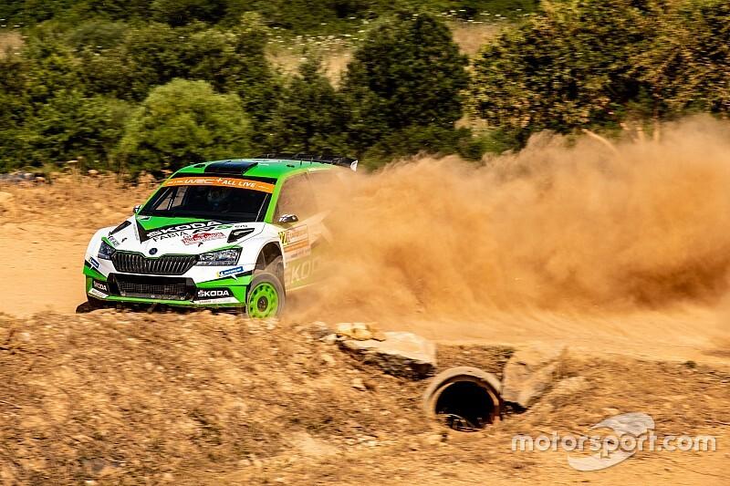 Skoda all'assalto del titolo Costruttori WRC2 al Rally di Catalogna