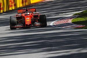 FP3 GP Kanada: Vettel pimpin Ferrari 1-2