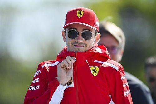 Após erros, Leclerc admite que mudará abordagem em classificação