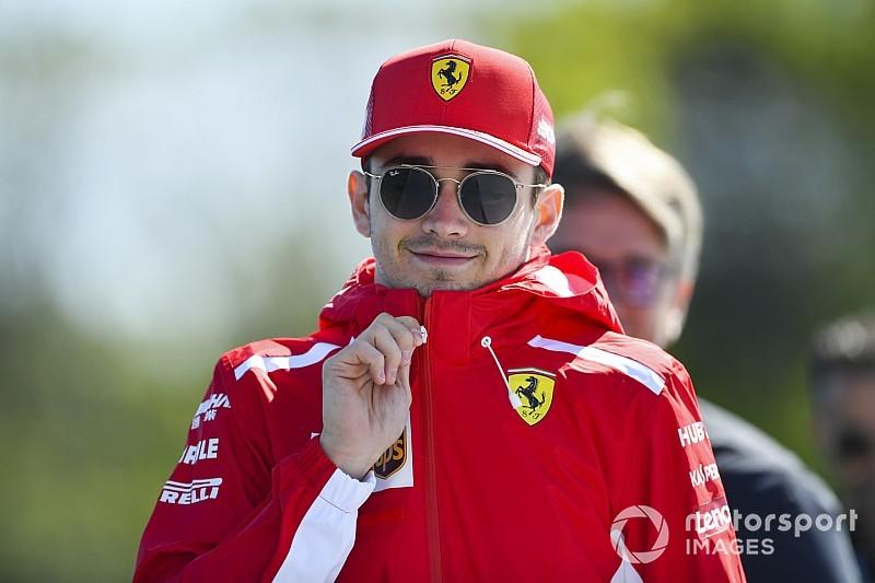 「予選へのアプローチを変えた」ルクレール、フェラーリでの戦い方を学ぶ