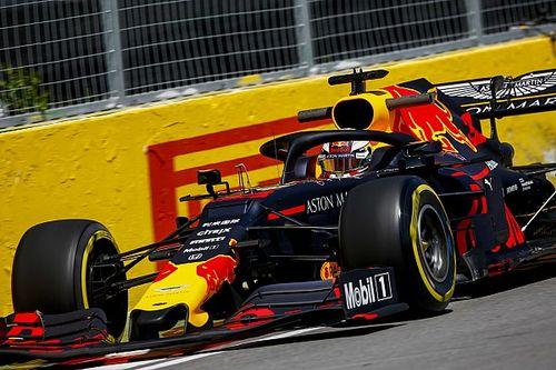 """Verstappen firma il """"muro dei campioni"""", ma vede una Red Bull competitiva"""