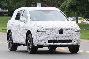 Новий Nissan X-Trail «засвітився» на тестах у США