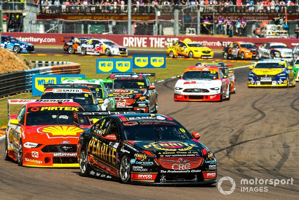 How the 2020 Supercars calendar is shaping up