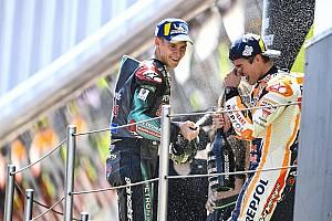 El semáforo del Gran Premio de Catalunya de MotoGP