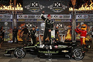 IndyCar Fort Worth: Newgarden siegt bei Dixon/Herta-Crash