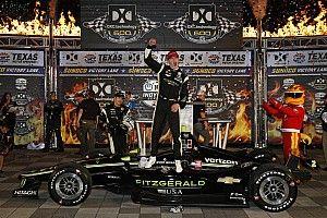 Newgarden resiste a Rossi e si porta a casa la vittoria in Texas
