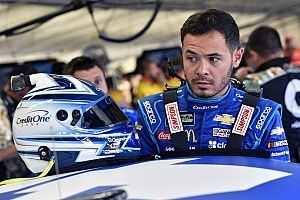 Kyle Larson tops Kurt Busch in final Cup practice at Sonoma