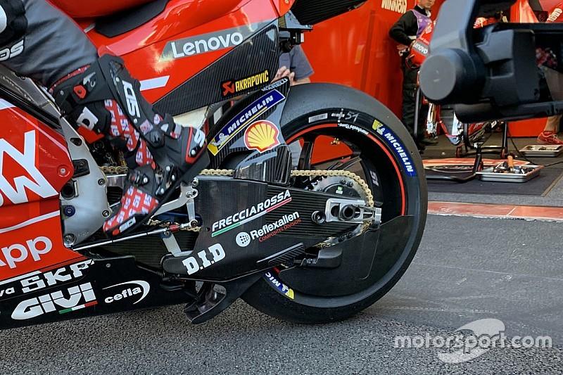 Ducati удивила всех в Муджелло новым аэродинамическим элементом