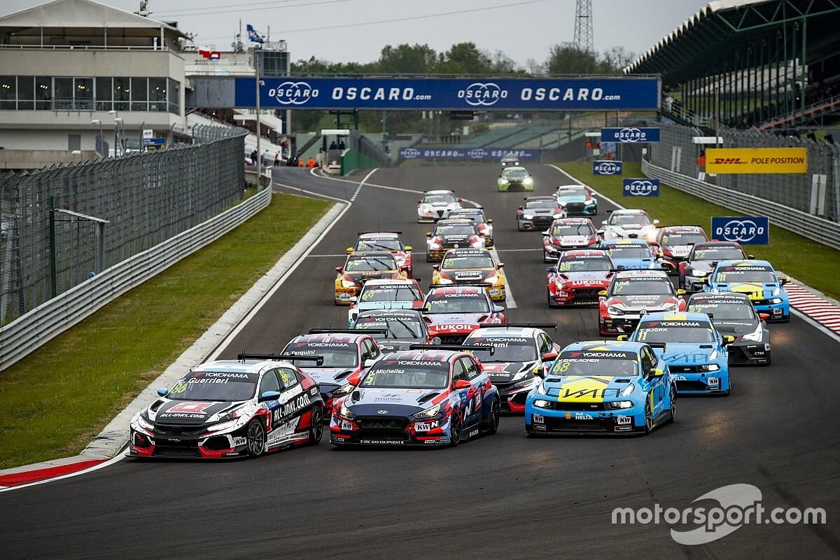 La course d'ouverture du WTCR en Hongrie est annulée