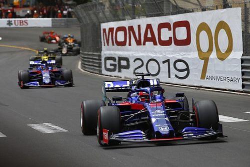 クビアト、F1復帰後最上位の7位入賞「マシンは良い。今後も改善を続けていく」