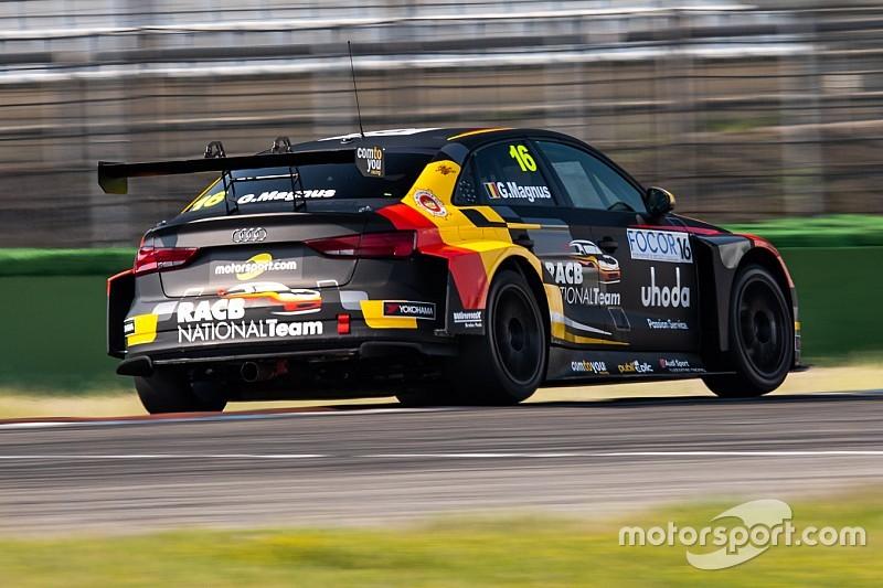 TCR Europe: Gilles Magnus conquista la Pole Position a Spa nella doppietta Audi