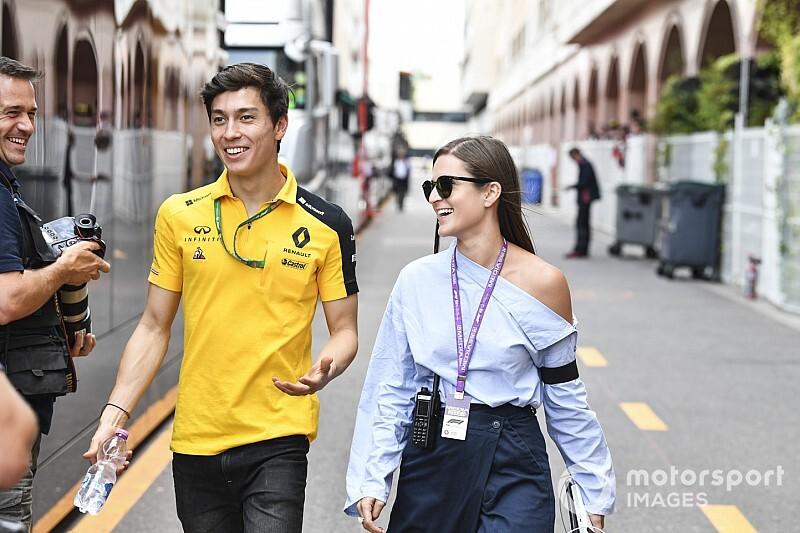 Jack Aitken távozik a Renault F1 Team-től